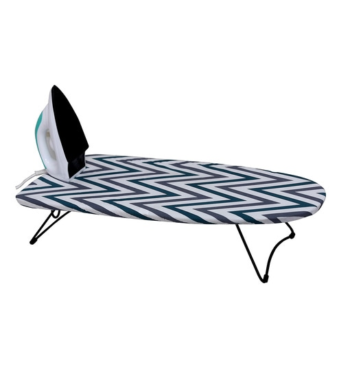 Peng Essentials Multi Functional Steel Tabletop Ironing Board