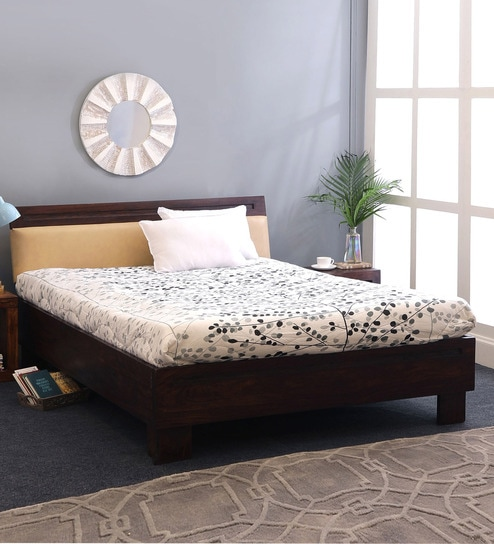 Buy Penland Queen Size Bed In Mahogany Finish By The ArmChair Online Mesmerizing Penlands Furniture Style