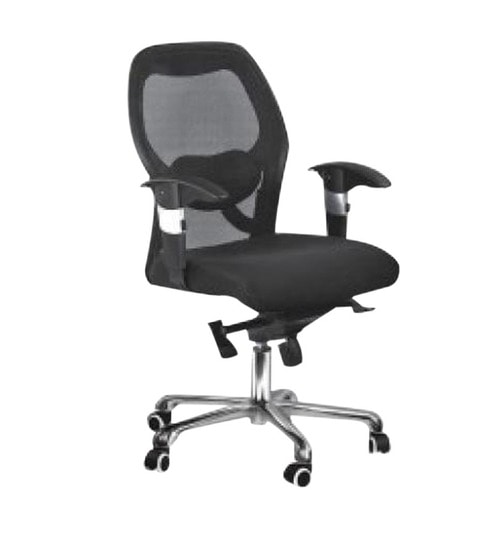 pewrex harmony office chair net medium back by pewrex online rh pepperfry com Youth Chair Youth Chair