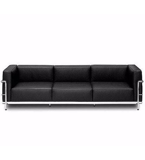 Pewrex Houston Office 3-Seater Sofa