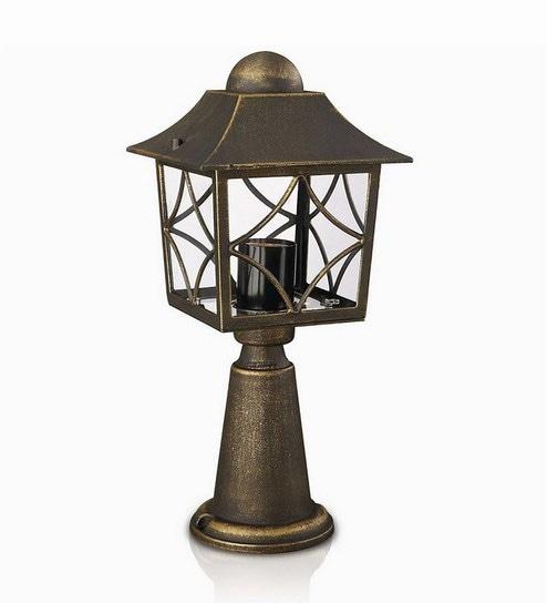 Buy brown copper outdoor lighting by philips online gate post brown copper outdoor lighting by philips aloadofball Gallery