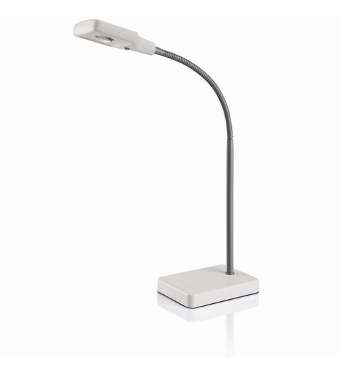White Led Desk Lamp By Philips