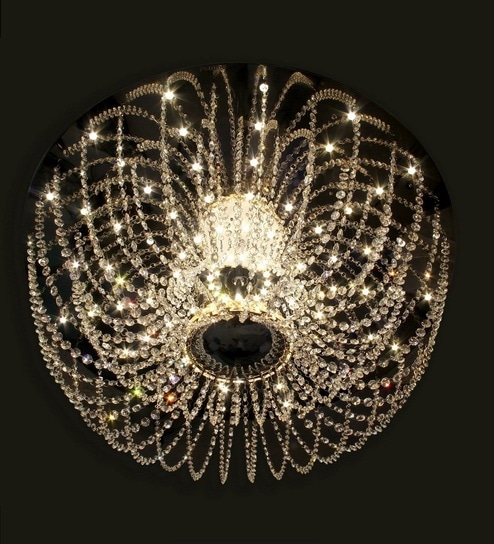 Buy chandelier by philips online contemporary chandeliers transparent glass chandelier by philips aloadofball Images