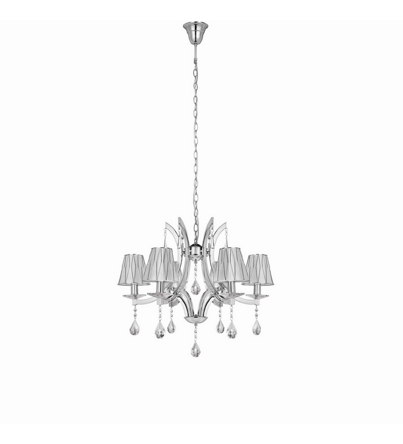 30690_30 Luxury 6 Lights Chandelier by Philips