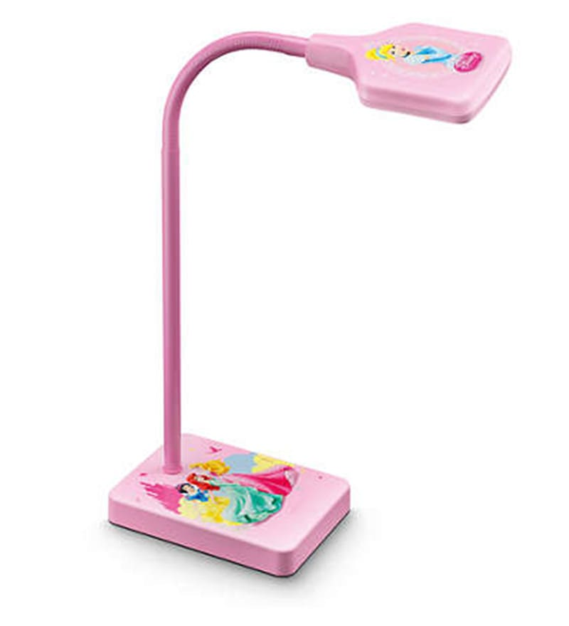 Disney Princess LED Study Lamp in Pink Colour by Philips