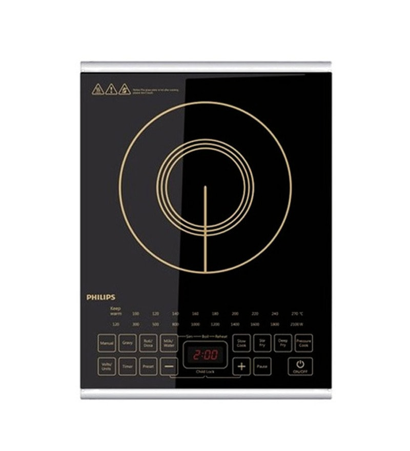 Buy Philips Hd4938 2000 W Induction Cooker Online
