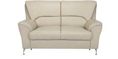 Piper Two Seater Sofa in Beige Colour