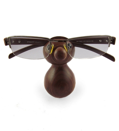 Pindia Funny Fancy And Beautiful Wooden Small Specstand