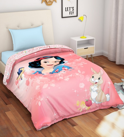 Disney Single Size Kids Comforter