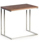 Plano Side Table in Brown Colour