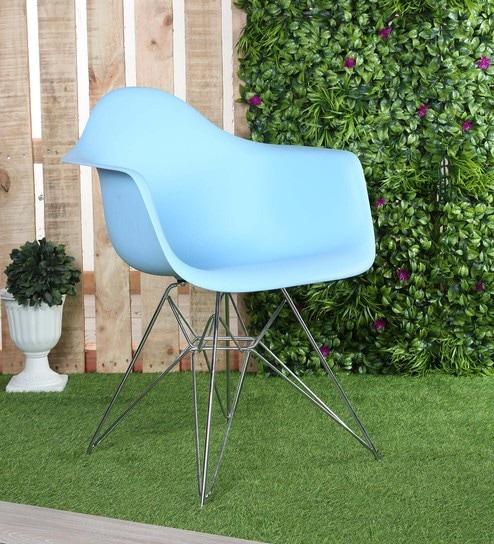 Outstanding Plastic Chair In Aqua Blue Colour By Ventura Download Free Architecture Designs Scobabritishbridgeorg