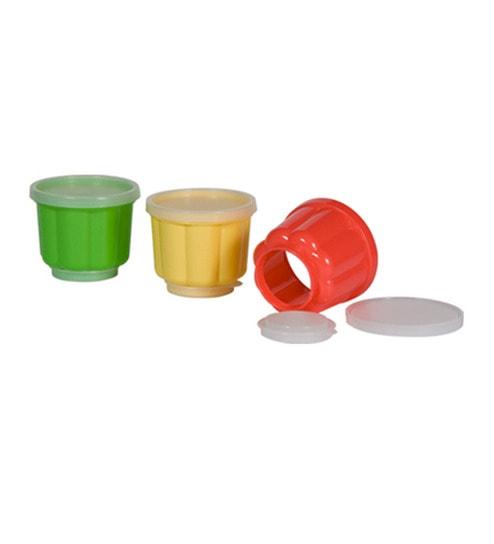 Kitchen Craft Uk Plastic Jelly Moulds 6 Pcs Set By Kitchen Craft
