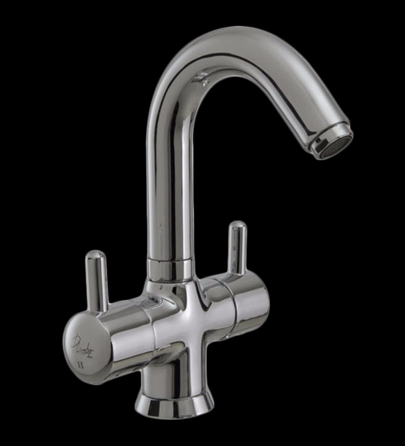Plumber Chrome Brass Mixer (Model: Azt-3104)