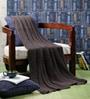 Pluchi Knit & Purl Cotton Single Throw Blanket