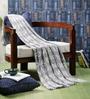 Wrap Me Around You Cotton Single Throw Blanket by Pluchi