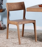 Portland Dining Chair in Acacia Wood