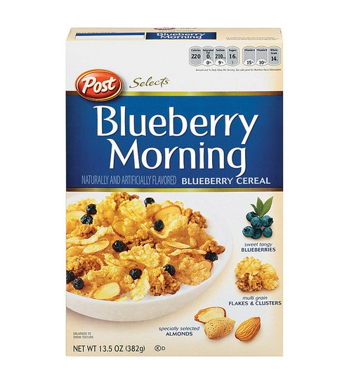 178e782f4ff Post Blueberry Morning Cereal by Post Online - Cereal   Muesli - Kitchen    Dining - Pepperfry Product