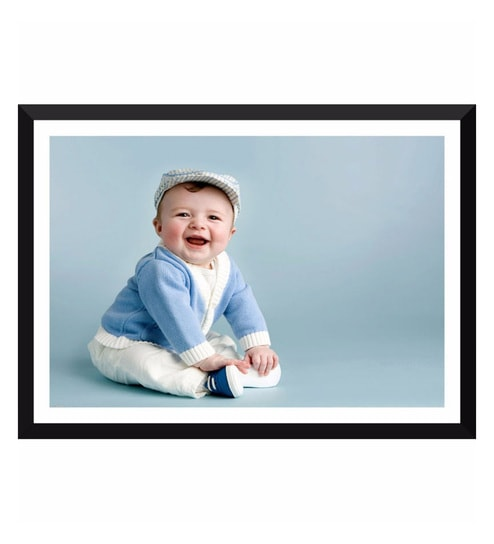 buy poster paper 17 x 12 inch handsome baby boy ready for a party
