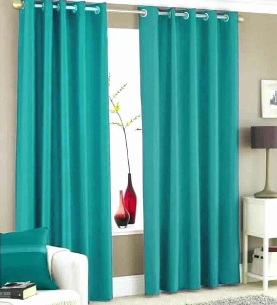 Polyester 44 X 88 Inches Door Curtain, R Home Furniture