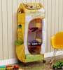 Pooh Friends Kids Portable Wardrobe in Yellow Colour by Disney