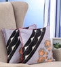 Portico Multicolour Cotton 16 x 16 Inch Nishka Lulla Cushion Cover - Set of 2