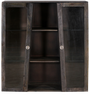 Langley Cabinet in Olive Grey Finish by Woodsworth