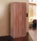 Premier Two Door Wardrobe in Regato Walnut Colour