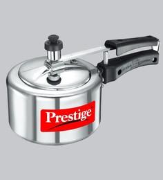 Prestige Nakshatra Aluminium Pressure Cooker With Inner Lid ,1500 ML
