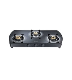 Prestige GTS03L Premia 3-burner Glass Cooktop