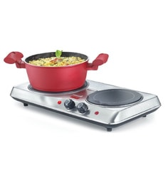 Prestige Radiant 2000W Electric Cooktops at pepperfry