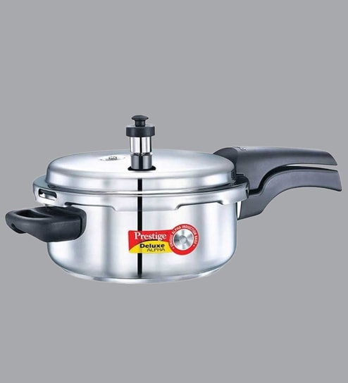 097267e8608 Buy Outer Lid Stainless Steel Pressure Cooker- 3 Ltr Online ...