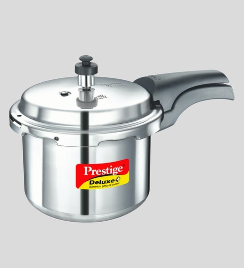 0dd3d99b3 Buy Induction Base Aluminium Pressure Cooker- 3 Ltr (Silver) Online ...
