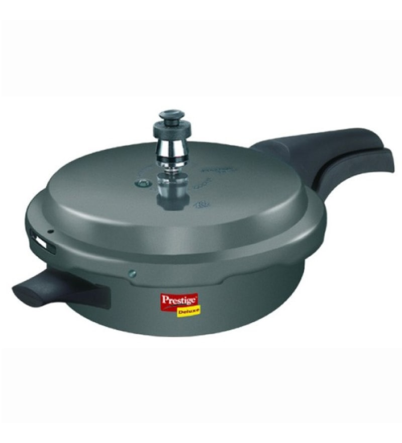 Prestige Delux Plus Hard Anodized 2 5l Senior Pressure Pan