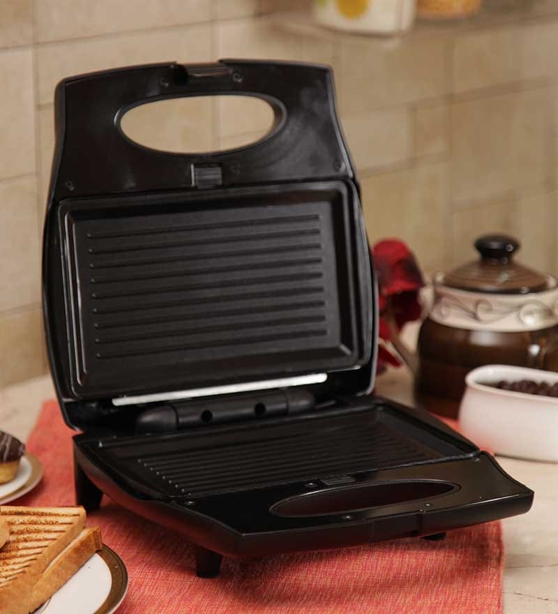 Stainless kenwood toaster slice steel 4