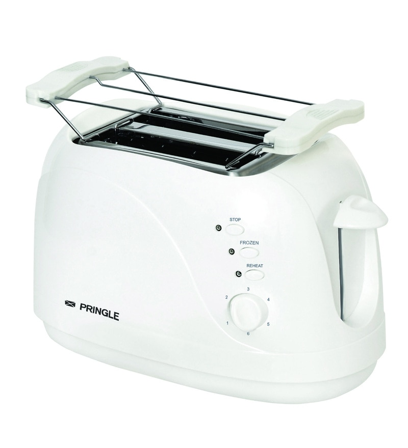 Pringle Pt 403 900W 2 Slice Pop Toaster