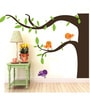 Wall Stickers Beautiful Birds on a Tree by Print Mantras