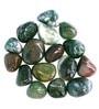 Prisha Green Stone Fancy Pebbles - 0.5 Kg