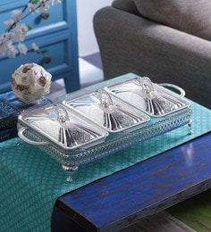 Queen Anne Silver Plated Casserole - 1271516