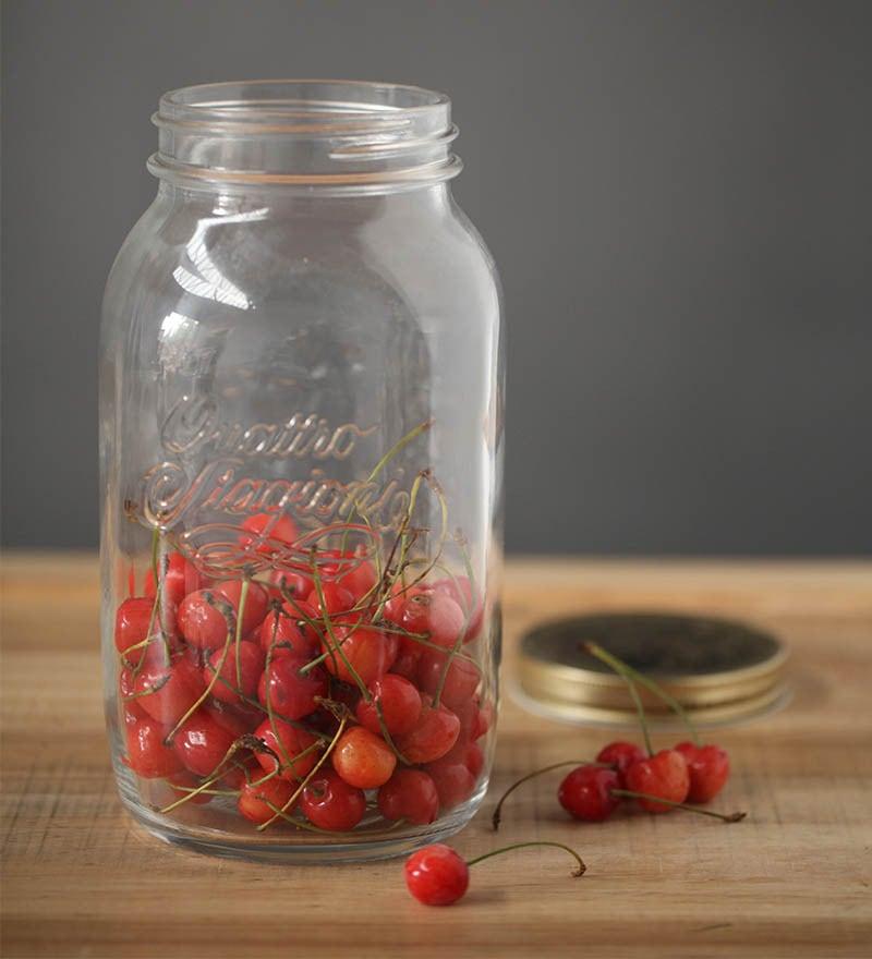 Bormioli Rocco Quattro Stagionie Jar - 1.5 liter set of 2
