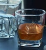 Questioned 205 ML Whisky Glasses - Set of 6