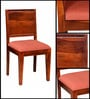 Oakville Dining Chair in Honey Oak Finish by Woodsworth
