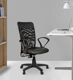 Rado High Back Chair in Black Colour
