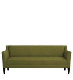 Ralysan Three Seater Sofa In Green Colour By Madesos