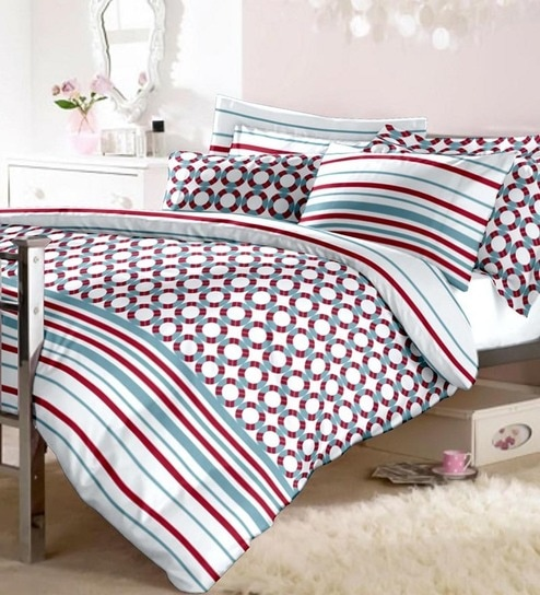 Raymond Atlantis White Double Bedsheet Set By Raymond Home Online Adorable Atlantis Bedroom Furniture Decor