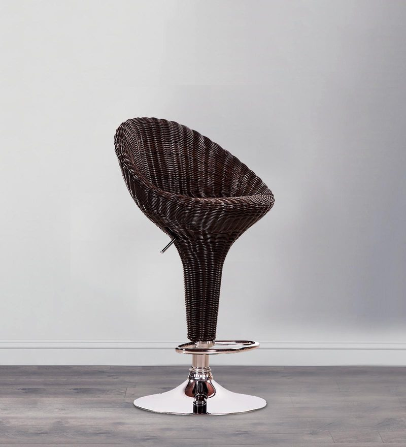 Rattan Bar Chair by Royal Oak