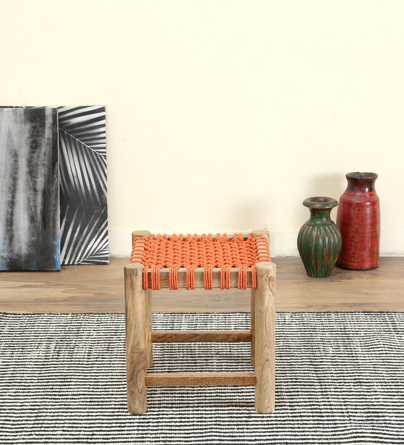 Raye Stool by Bohemiana
