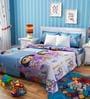 Rago Kids Dora The Explorer Single Bedsheet with 1 Pillow Case