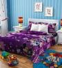 Rago Kids Mickey & Minnie Single Bedsheet with 1 Pillow Case