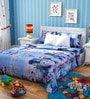 Rago Kids Misty Island Rescue Single Bedsheet with 1 Pillow Case