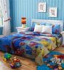 Rago Kids Oktapodi Double Bedsheet with 2 Pillow Covers
